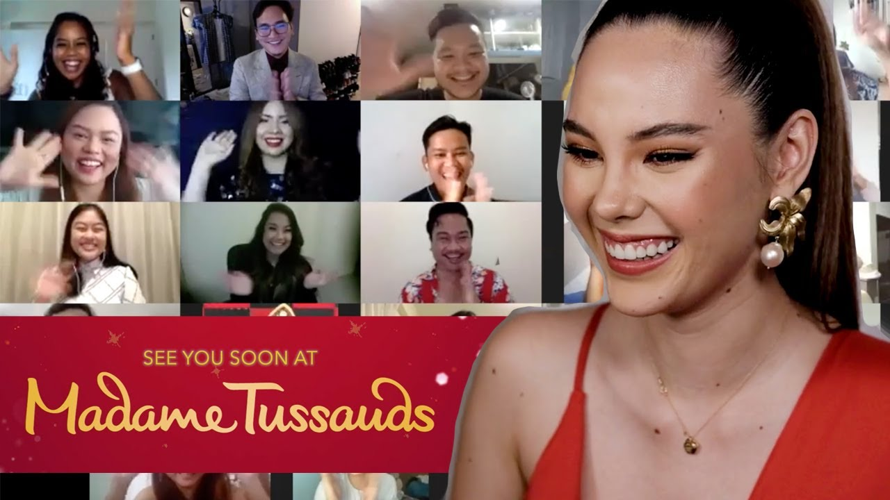 Q&A with Madame Tussauds ❤️