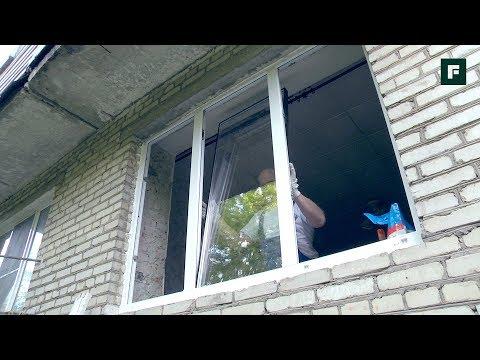 Как правильно вставить пластиковые окна в кирпичном доме