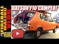 1976 #DATSUN F10 LOST #CAMPER! - FIREBALL MALIBU VLOG 551