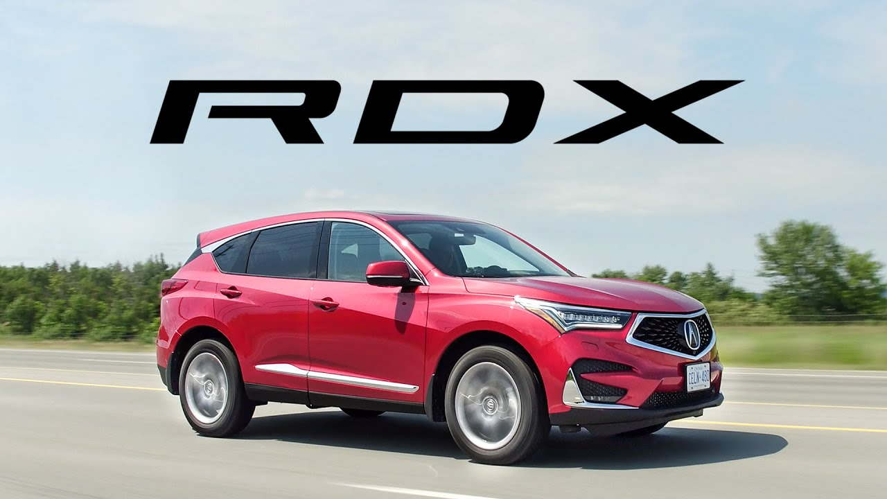 2019 Acura Rdx Review Almost Perfect Youtube