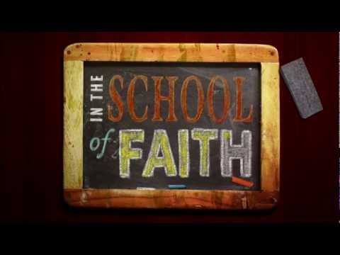"New Series: ""In the School of Faith"" from Dr. Charles Stanley"