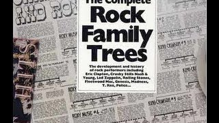 Rock Family Tree  - The Birmingham Beat, Feat: ELO, Moody Blues, The Move.....
