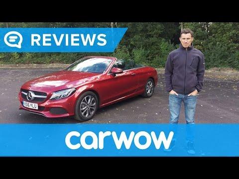 Mercedes C-Class Cabriolet 2017 review | Mat Watson Reviews