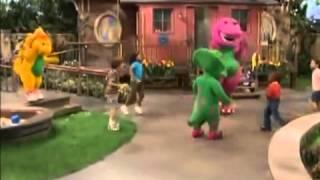 Barney & Friends Bop