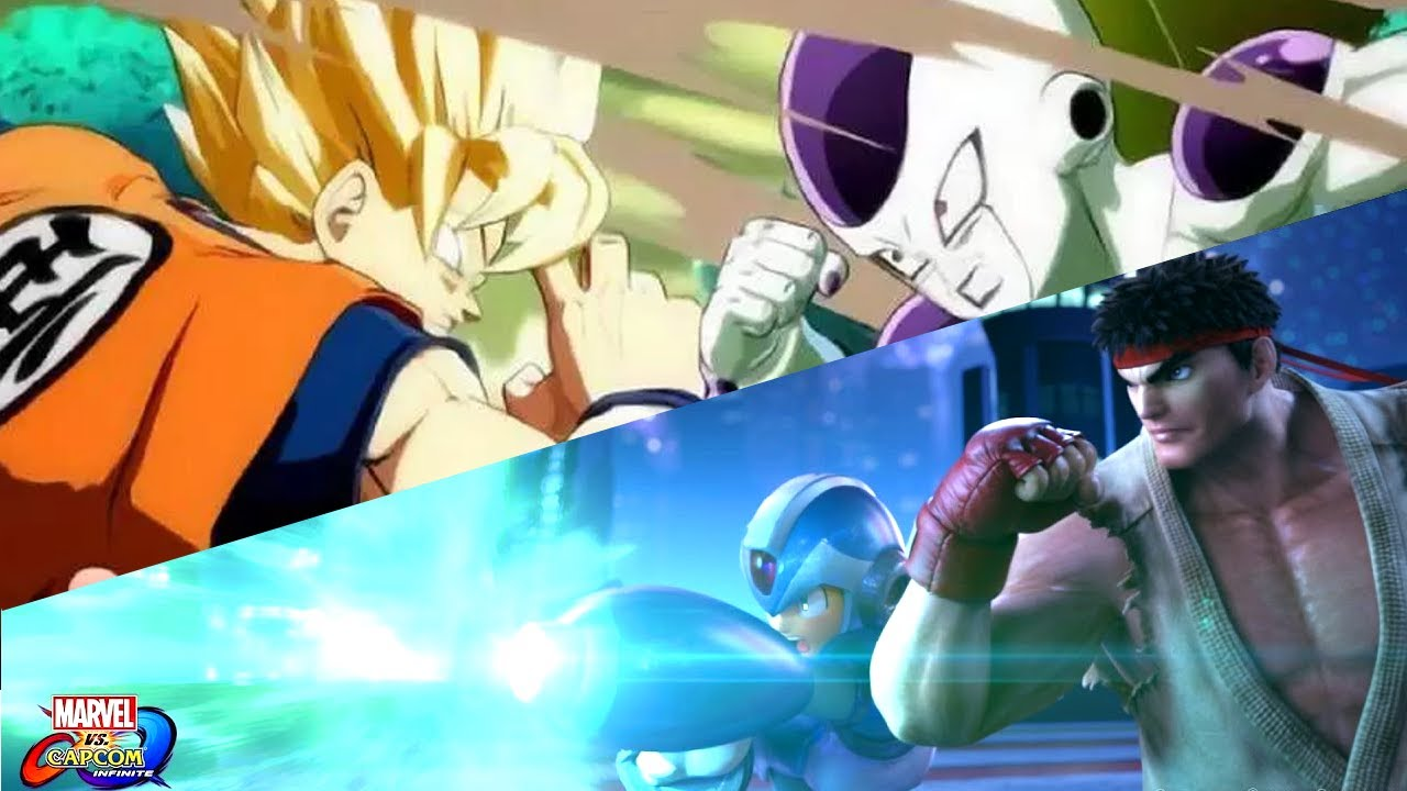 Image result for dragon ball fighters marvel vs capcom