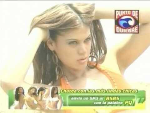 Georgette Cardenas - Chica punto de quiebre