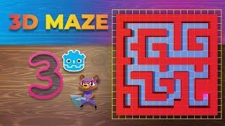 Make a 3d Maze game in Godot (3): Level Design