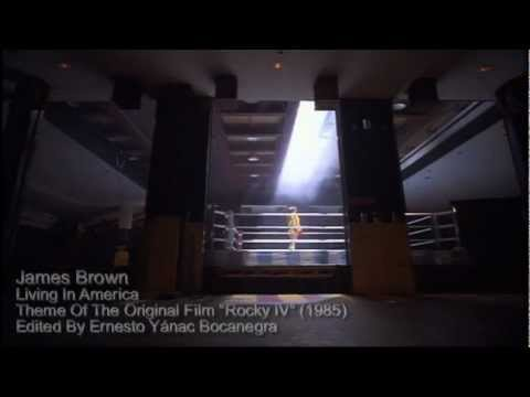 James Brown  Living In America film Rocky IV
