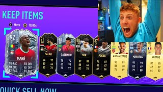 W2S has the GREATEST pack opening in FIFA 21 HISTORY!!