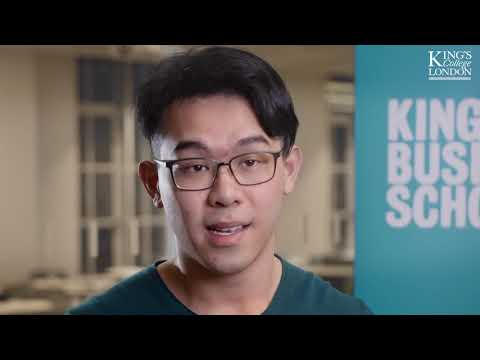 Student Insight: Global Finance & Banking At King's Business School