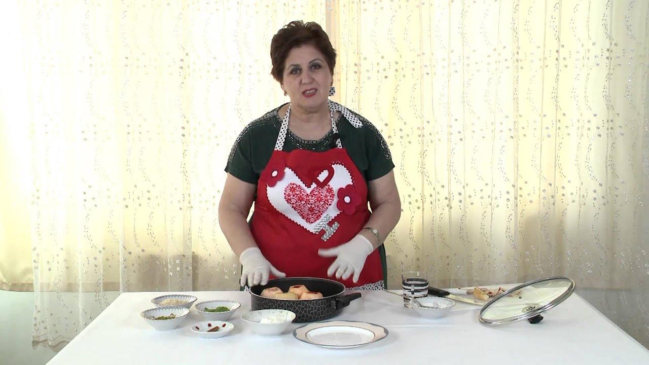 Vişne Sulu Elma Tatlısı Videosu