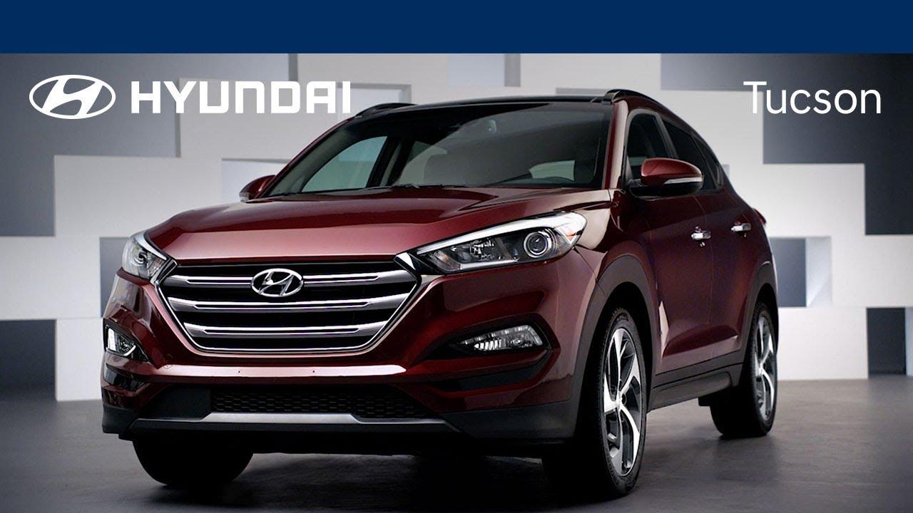 Hyundai Tucson Trailer 2017 Tucson Hyundai Youtube