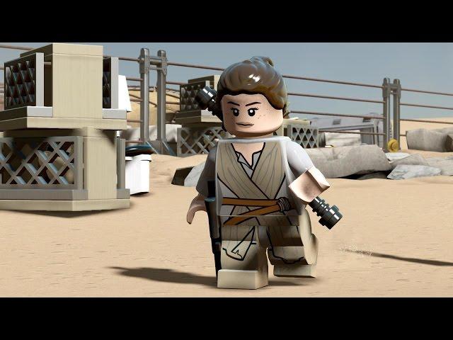 LEGO Star Wars : Le Réveil de la Force - Trailer de gameplay