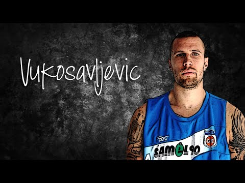 IBC Scout - Filip Vukosavljevic (C-PF 205cm) - Highlights (2015-16)
