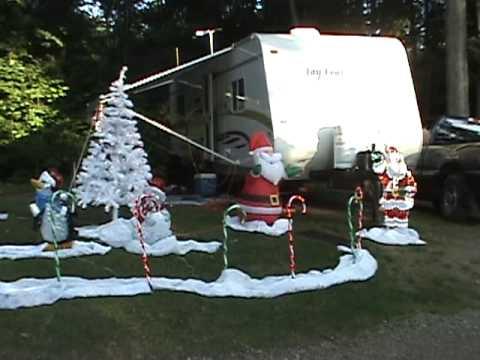 Christmas In July Camping.Emmett Koa Christmas In July Youtube