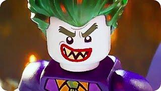 THE LEGO BATMAN MOVIE Comic Con Trailer (2017)