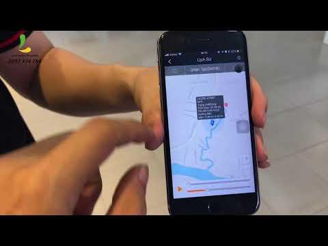 Thiết Bị định Vị Giám Sát GPS Cho Xe Máy, Xe Hơi GPS Tracker LK206