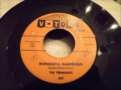 Tremaines - Wonderful, Marvelous - Good Uptempo Doo Wop