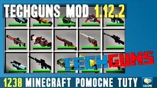 Techguns 1.12.2 - Jak zainstalować mody - PL Instalacja moda do Minecraft 1.12.2