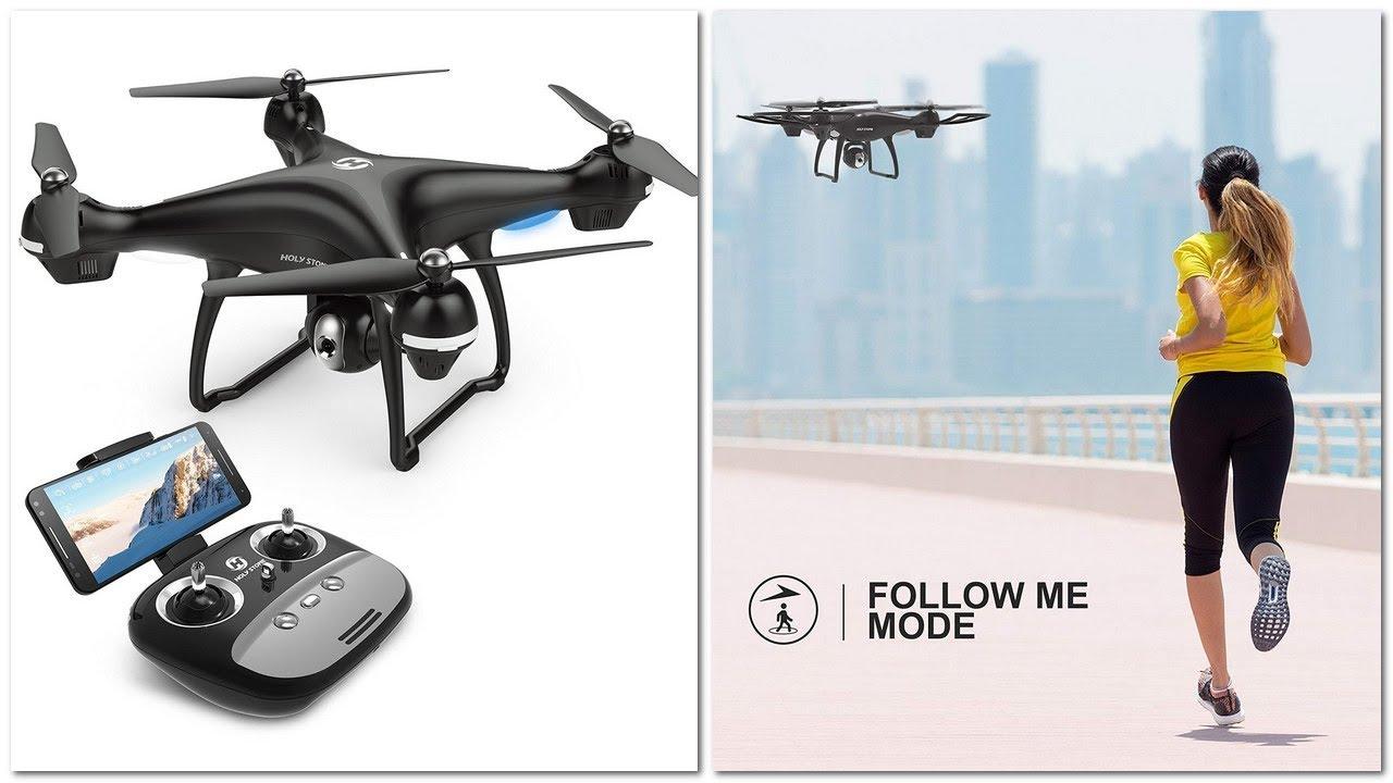 Holy Stone HS700D RC Drohne mit 5g WIFI 2K HD Kamera GPS FPV Quadrocopter Drone