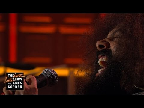 Reggie Watts' Beatbox Jam From The Future