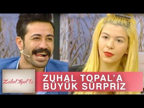 Zuhal Topal'la 131. Bölüm (HD)   İbrahim ve Dilek'ten Zuhal Topal'a Büyük Sürpriz!