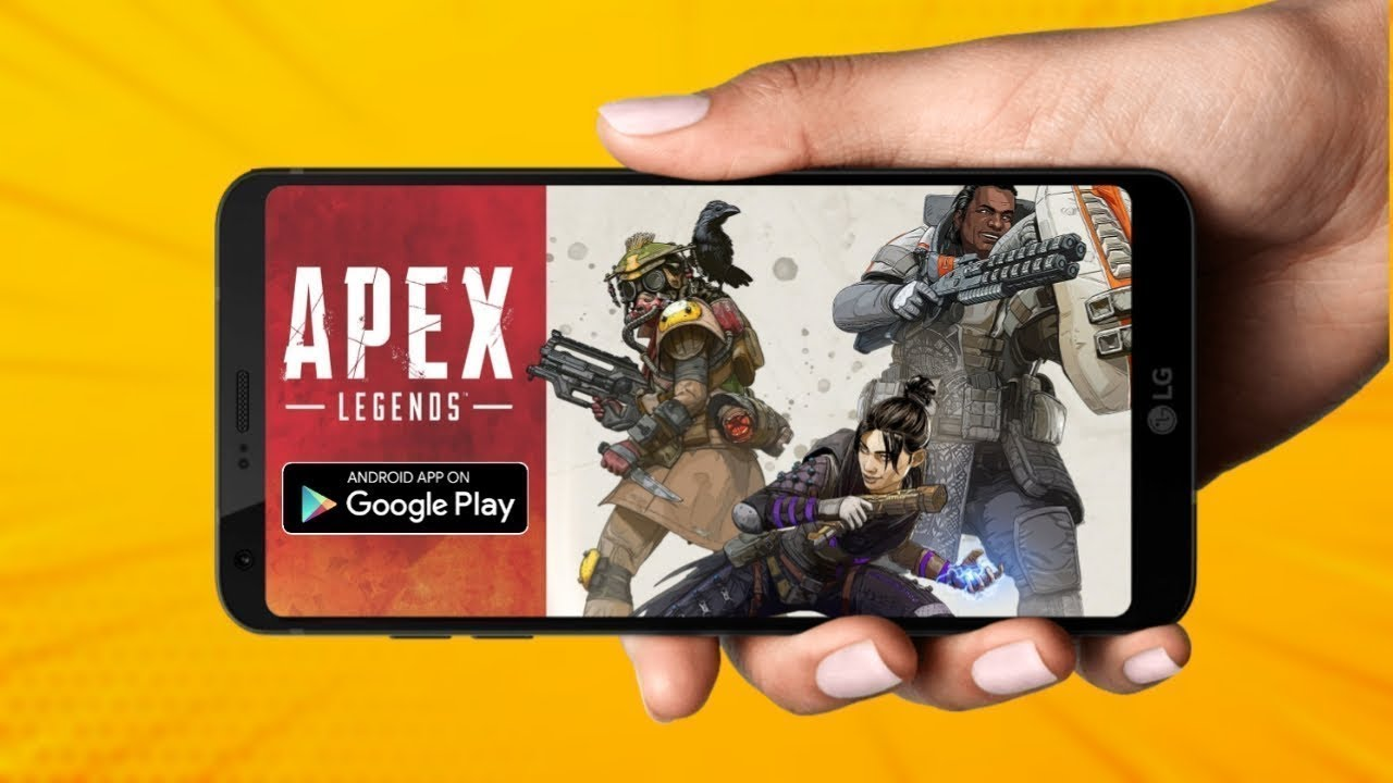 Apex Legends Mobile – How to get Apex Legends Android APK [iOS / Android]  #Smartphone #Android
