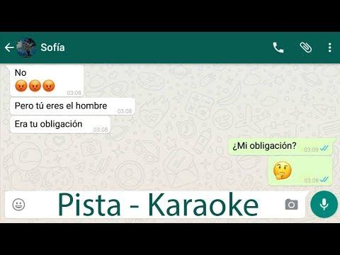 Atado a Ti - Alexis Flores [Pista - Karaoke] [canta conmigo]