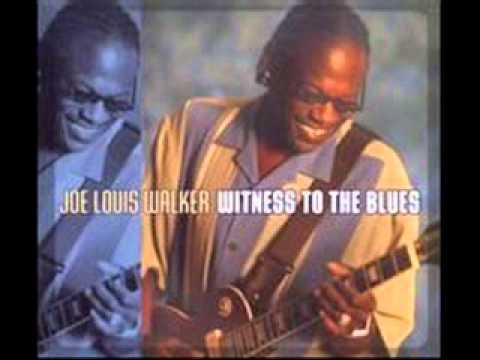 Joe Louis Walker - I Got What You Need