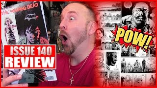 TWD Comic Issue 140 Review & Discussion