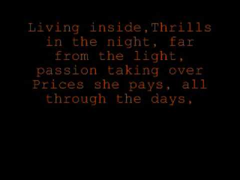 KISS Thrills In The Night Lyrics