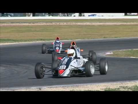 how to get into formula ford in australia