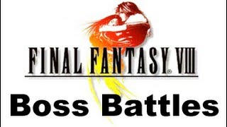 FINAL FANTASY VIII Boss Battle Seifer & Edea Part 2 of 2