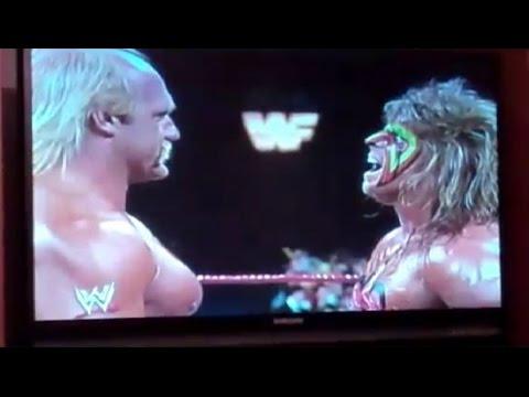 Last Call with Scott Hall - Hulk Hogan vs. Ultimate Warrior