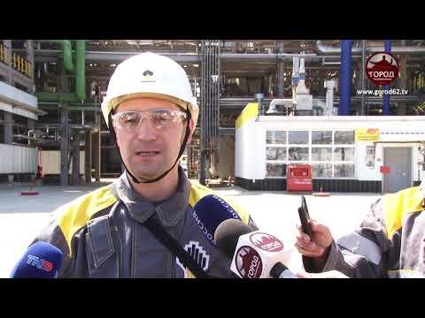 Новый бензин выпускает РНПК