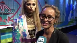 """'Racistische' make-up artist wint award: """"Ik hoop dat we er iets van leren met z'n allen"""""""