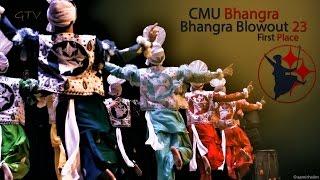 CMU Bhangra @ Bhangra Blowout 23