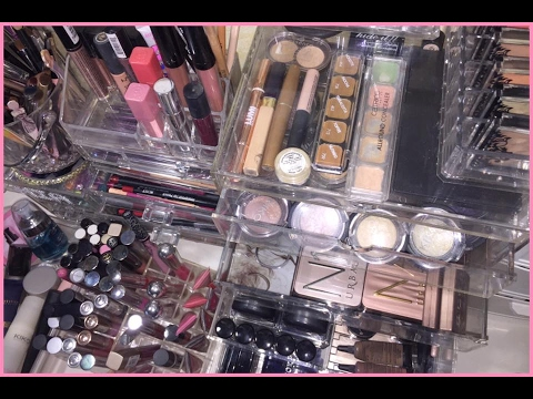 My Makeup Collection NEW