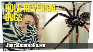 Role Reversal: Bugs