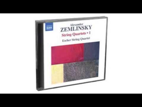 Zemlinsky - String Quartets, Vol. 1 Naxos  1CD  8572813