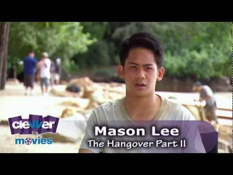 Mason Lee 'The Hangover Part 2' Interview