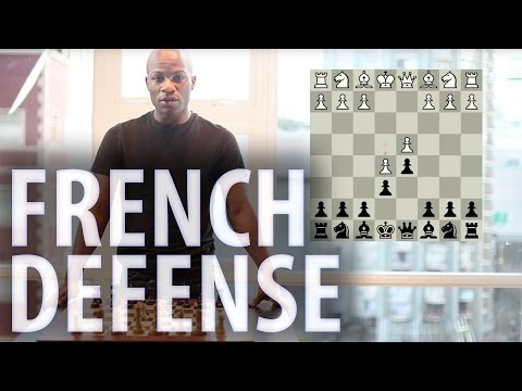 Chess openings - French Defence