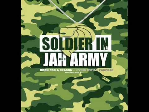 Jah Army Remix - Stephen Marley Jr. Gong & Buju Banton.wmv
