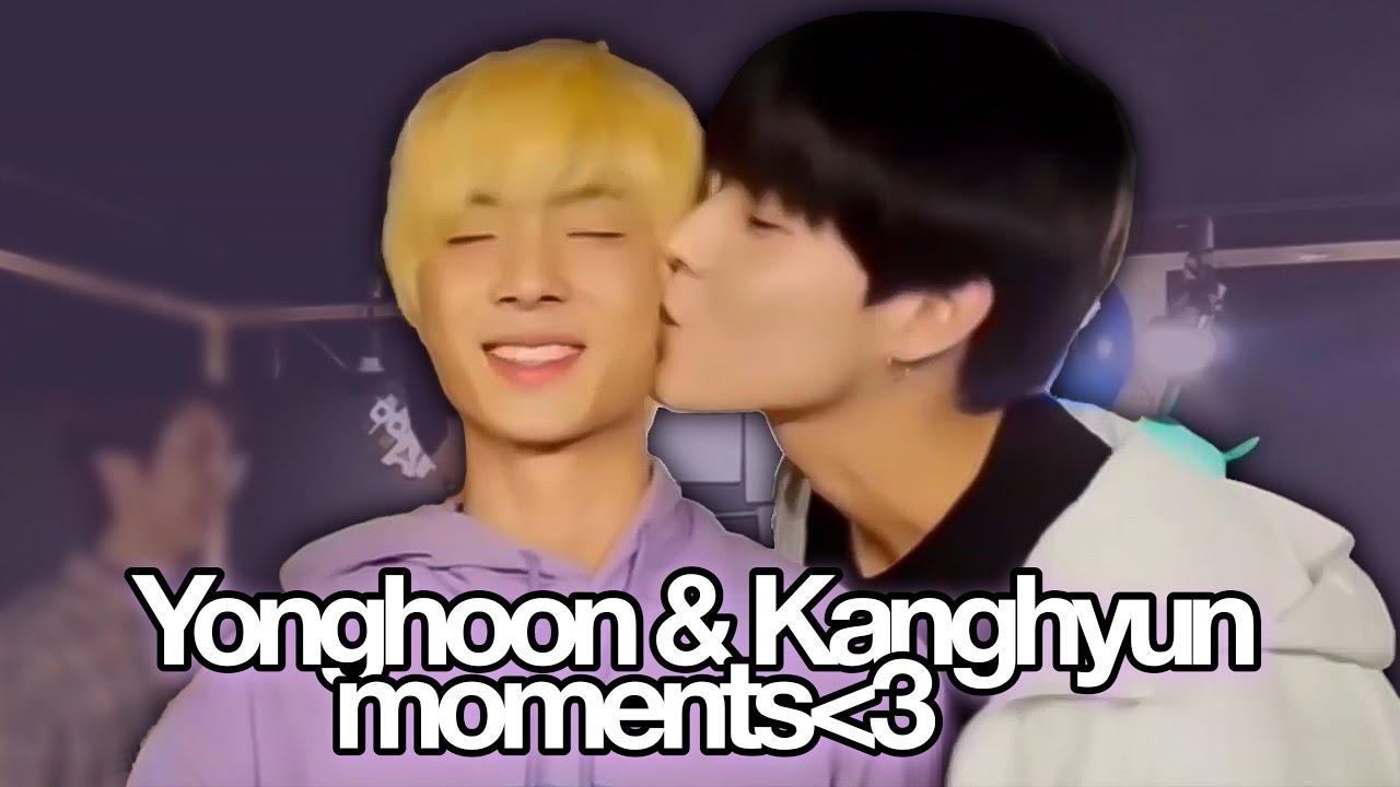 Download ONEWE Yonghoon and Kanghyun moments