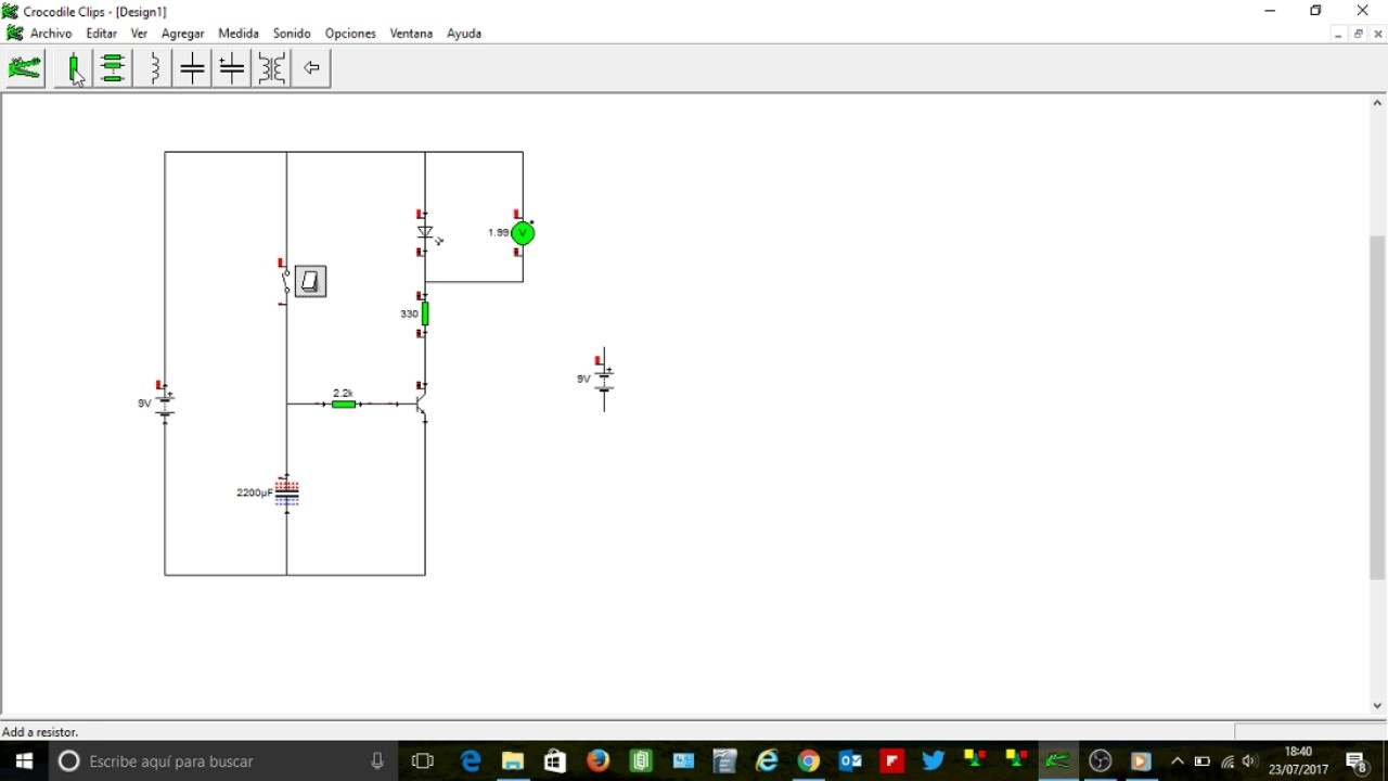 Circuito Transistor : Circuito rc con transistor como acondicionador de señal. transistor