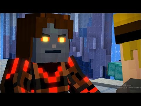 Jesse Becomes The Admin Minecraft Story Mode Season 2 Youtube