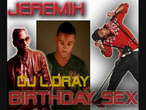 Jeremih Feat Chris Brown & Lloyd - Birthday song Remix 2010