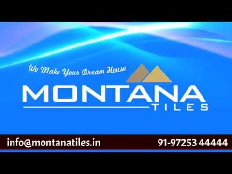 Montana Ceramic Digital Wall And Floor Tiles Manufacturers In India
