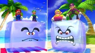 Mario Party: The Top 100 Vs. Original - All 2 vs 2 Minigames