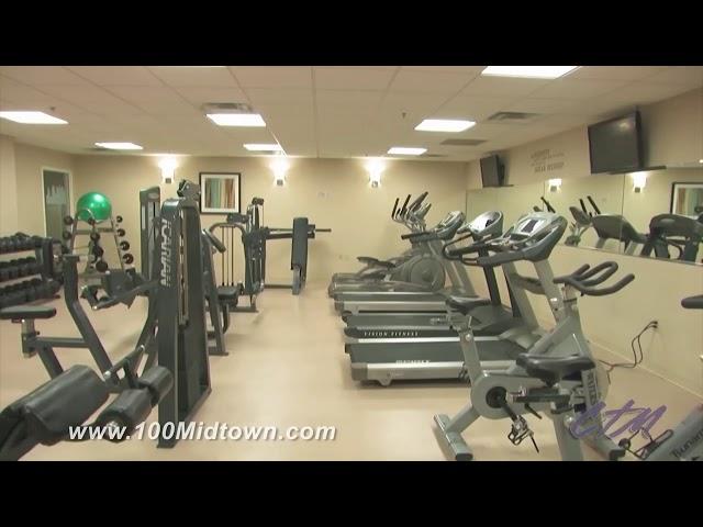 100 Midtown Atlanta video tour cover